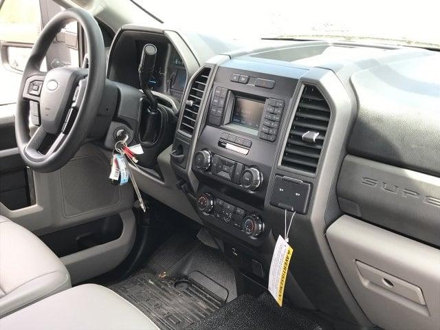 2019 F-550 Crew Cab DRW 4x2,  Scelzi CTFB Contractor Body #KEE29299 - photo 9