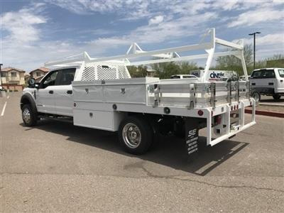 2019 F-550 Crew Cab DRW 4x2,  Scelzi CTFB Contractor Body #KEE29299 - photo 3