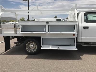 2019 F-550 Crew Cab DRW 4x2,  Scelzi CTFB Contractor Body #KEE29299 - photo 6