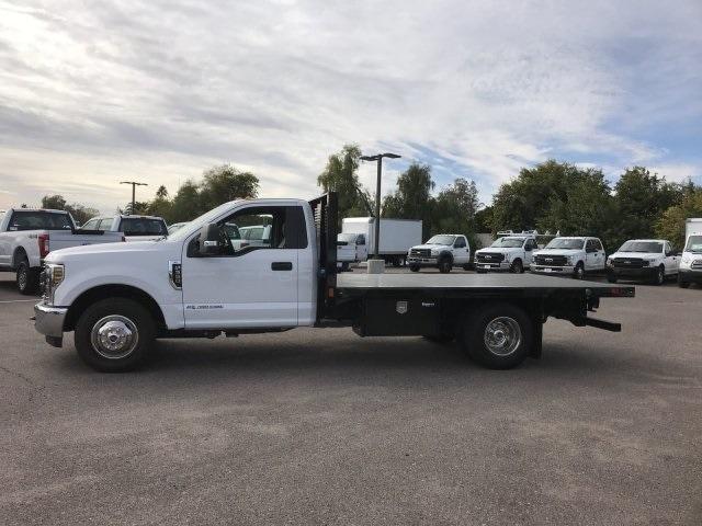 2019 F-350 Regular Cab DRW 4x2, CM Truck Beds Platform Body #KEE37211 - photo 6