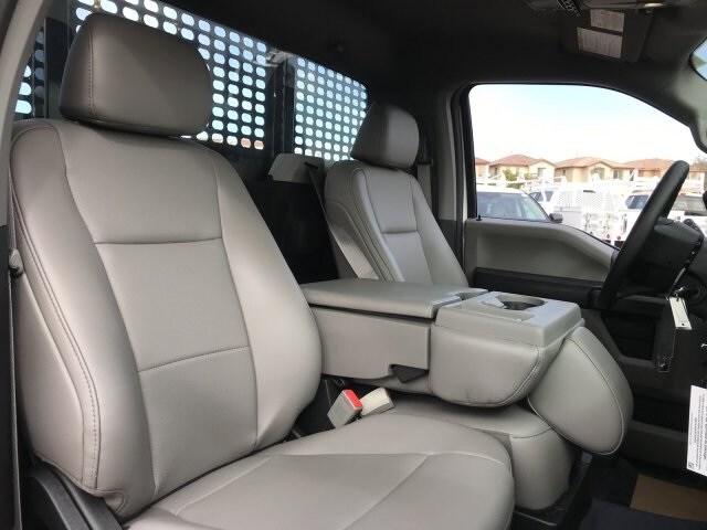 2019 F-350 Regular Cab DRW 4x2, CM Truck Beds Platform Body #KEE37211 - photo 11