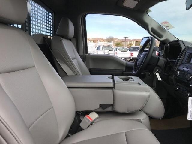 2019 F-350 Regular Cab DRW 4x2, CM Truck Beds Platform Body #KEE37211 - photo 13