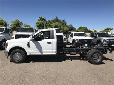2019 F-350 Regular Cab DRW 4x2, Cab Chassis #KEE37211 - photo 3