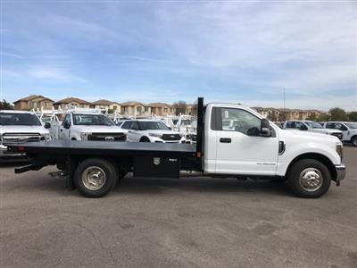 2019 F-350 Regular Cab DRW 4x2, CM Truck Beds Platform Body #KEE37211 - photo 4