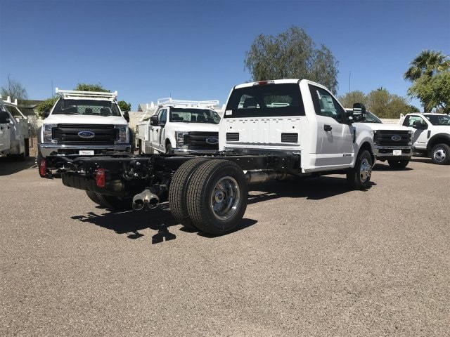 2019 F-350 Regular Cab DRW 4x2,  Cab Chassis #KEE37213 - photo 1