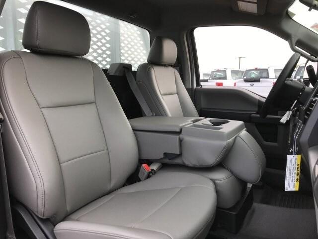 2019 F-350 Regular Cab DRW 4x2, Scelzi Contractor Body #KEE37214 - photo 14