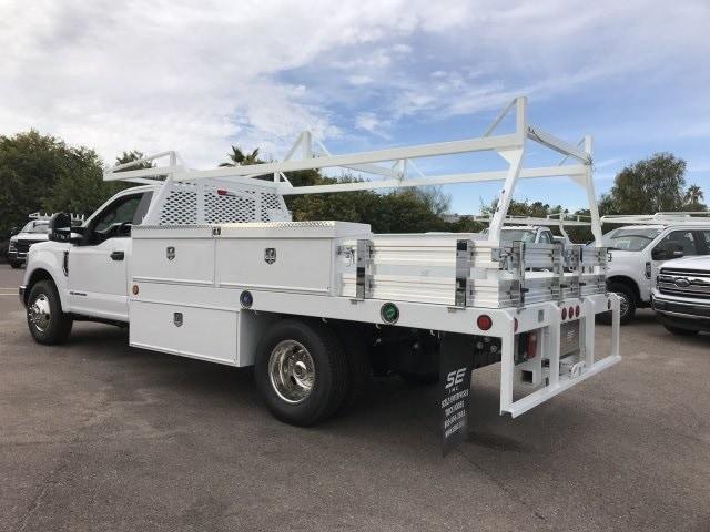 2019 F-350 Regular Cab DRW 4x2, Scelzi CTFB Contractor Body #KEE37214 - photo 7