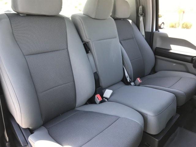 2019 F-550 Regular Cab DRW 4x2,  Scelzi WFB Platform Body #KEE58951 - photo 10