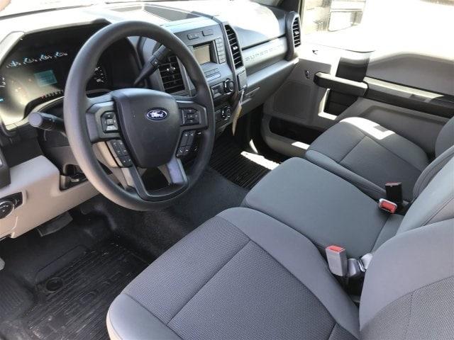 2019 F-550 Regular Cab DRW 4x2,  Scelzi WFB Platform Body #KEE58951 - photo 13