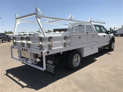2019 F-550 Crew Cab DRW 4x2,  Scelzi CTFB Contractor Body #KEE60852 - photo 2