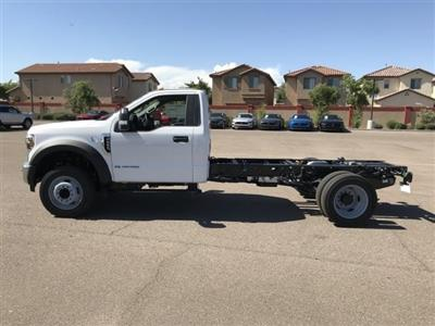 2019 F-550 Regular Cab DRW 4x2,  Cab Chassis #KEE90390 - photo 3