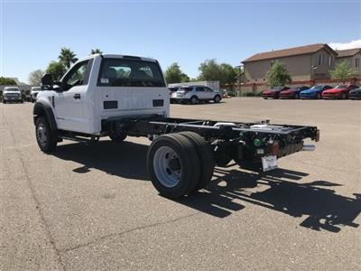 2019 F-550 Regular Cab DRW 4x2, Cab Chassis #KEE90390 - photo 4