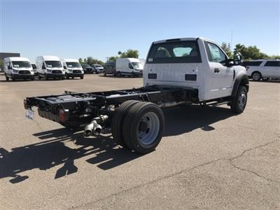 2019 F-550 Regular Cab DRW 4x2, Cab Chassis #KEE90390 - photo 2