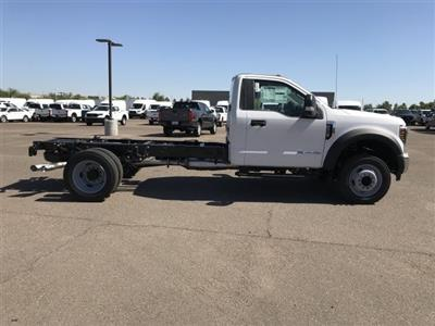 2019 F-550 Regular Cab DRW 4x2, Cab Chassis #KEE90390 - photo 6