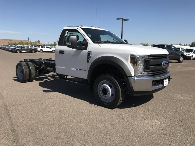 2019 F-550 Regular Cab DRW 4x2,  Cab Chassis #KEE90393 - photo 1