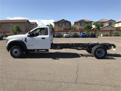 2019 F-550 Regular Cab DRW 4x2, Cab Chassis #KEE90394 - photo 3