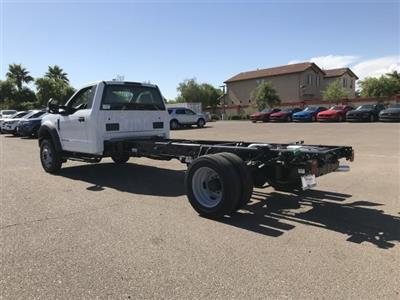 2019 F-550 Regular Cab DRW 4x2, Cab Chassis #KEE90394 - photo 4