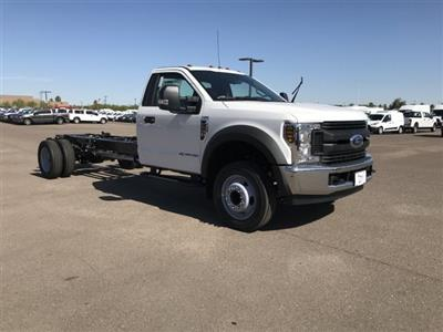 2019 F-550 Regular Cab DRW 4x2,  Cab Chassis #KEE90395 - photo 1