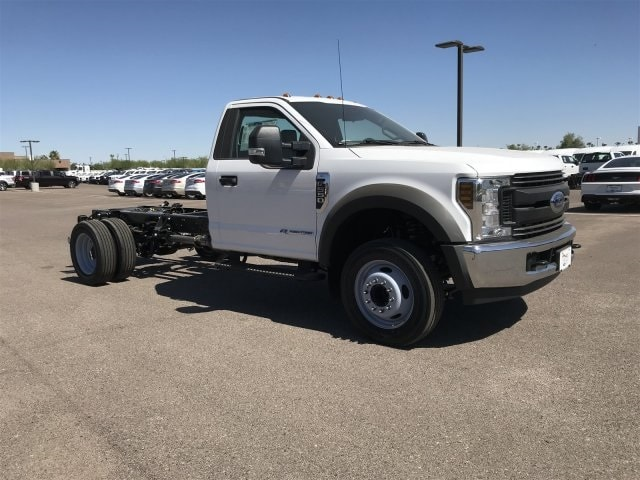 2019 F-550 Regular Cab DRW 4x2,  Cab Chassis #KEE90397 - photo 1