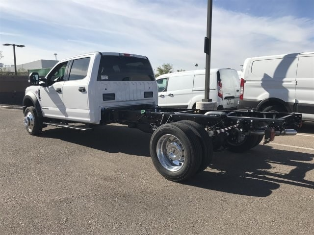 2019 F-550 Super Cab DRW 4x4, Cab Chassis #KEE90398 - photo 3