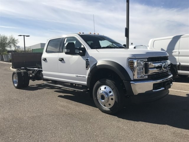 2019 F-550 Super Cab DRW 4x4, Cab Chassis #KEE90398 - photo 1