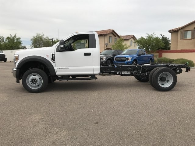 2019 F-550 Regular Cab DRW 4x2, Cab Chassis #KEF21754 - photo 3