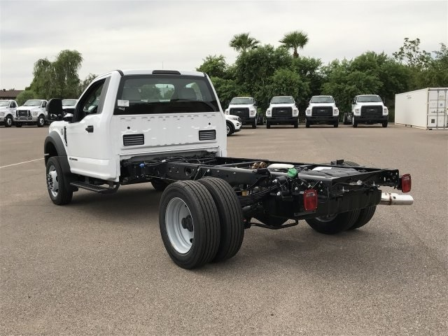2019 F-550 Regular Cab DRW 4x2, Cab Chassis #KEF21754 - photo 4