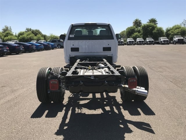 2019 F-550 Regular Cab DRW 4x2, Cab Chassis #KEF21756 - photo 4