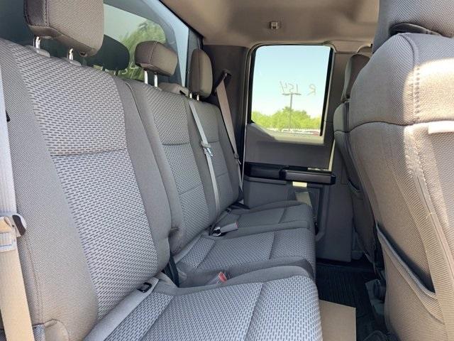 2019 Ford F-550 Super Cab DRW 4x2, Milron Crane Body #KEF21814 - photo 11