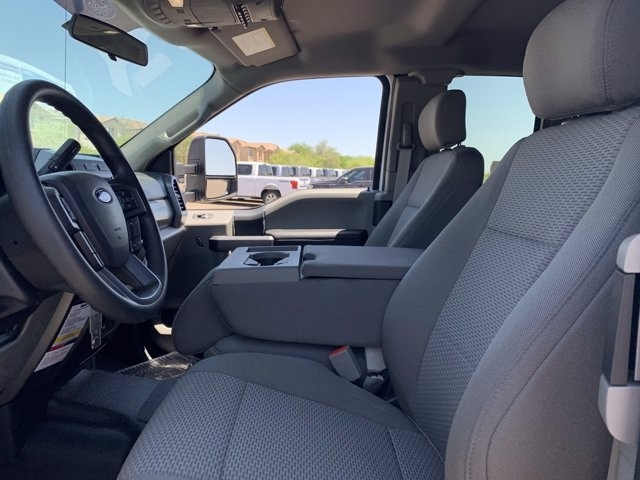 2019 Ford F-550 Super Cab DRW 4x2, Milron Crane Body #KEF21814 - photo 15