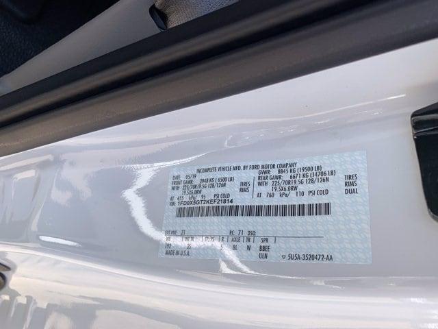 2019 Ford F-550 Super Cab DRW 4x2, Milron Crane Body #KEF21814 - photo 19