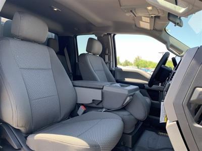 2019 F-550 Super Cab DRW 4x2, Milron Crane Body #KEF21814 - photo 8