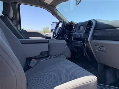 2019 F-550 Super Cab DRW 4x2, Milron Crane Body #KEF21814 - photo 9