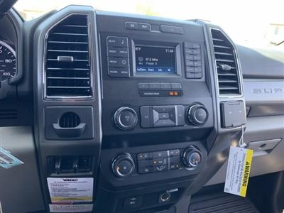 2019 F-550 Super Cab DRW 4x2, Milron Crane Body #KEF21814 - photo 16