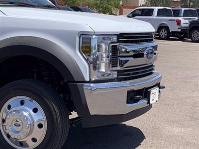 2019 Ford F-550 Super Cab DRW 4x2, Milron Crane Body #KEF21814 - photo 3