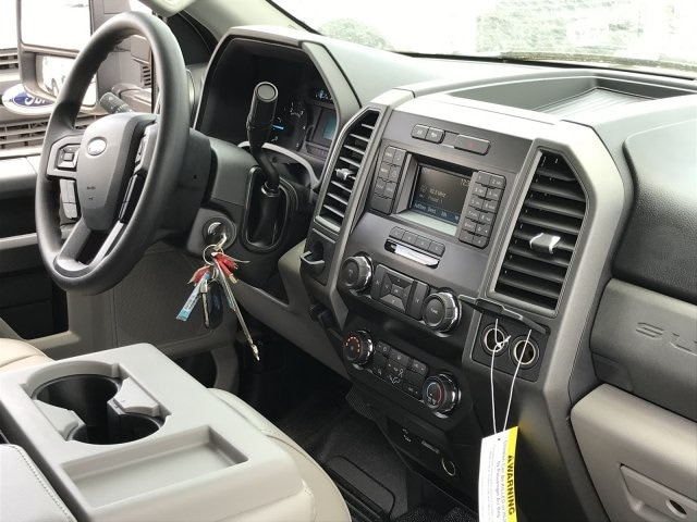 2019 F-350 Crew Cab DRW 4x2, Scelzi CTFB Contractor Body #KEF25612 - photo 9