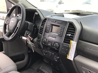 2019 F-550 Crew Cab DRW 4x2,  Scelzi SCTFB Contractor Body #KEF25624 - photo 10