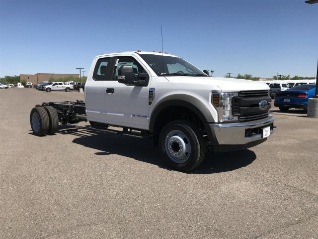 2019 F-550 Super Cab DRW 4x2, Cab Chassis #KEF30025 - photo 1