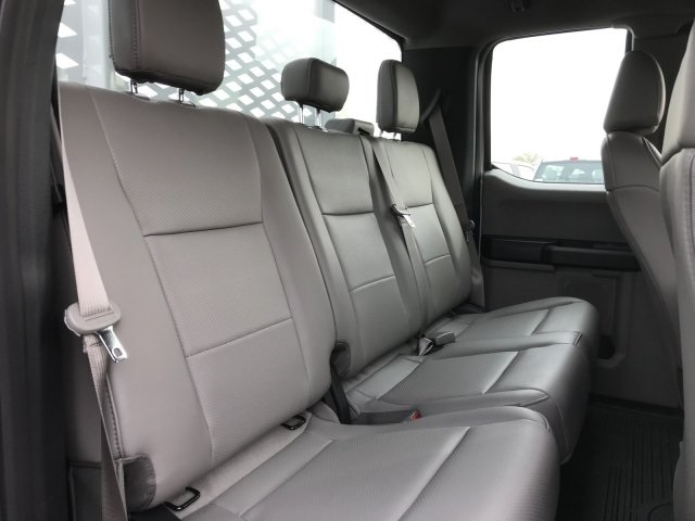 2019 F-550 Super Cab DRW 4x2, Scelzi Platform Body #KEF30028 - photo 12