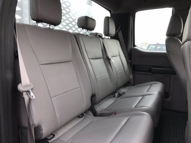 2019 Ford F-550 Super Cab DRW 4x2, Scelzi Platform Body #KEF30028 - photo 12