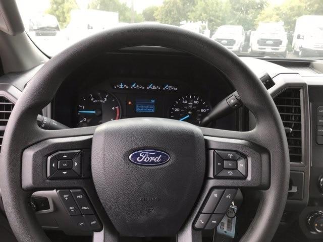 2019 Ford F-550 Super Cab DRW 4x2, Scelzi Platform Body #KEF30028 - photo 22