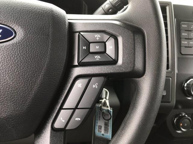 2019 Ford F-550 Super Cab DRW 4x2, Scelzi Platform Body #KEF30028 - photo 23