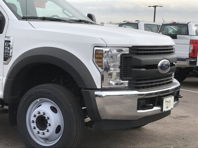2019 F-550 Super Cab DRW 4x2, Scelzi Platform Body #KEF30028 - photo 3