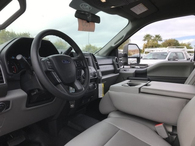 2019 F-550 Super Cab DRW 4x2, Scelzi Platform Body #KEF30028 - photo 15