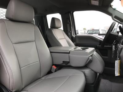 2019 F-550 Super Cab DRW 4x2, Scelzi Platform Body #KEF30028 - photo 9