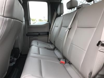 2019 F-550 Super Cab DRW 4x2, Scelzi Platform Body #KEF30028 - photo 13