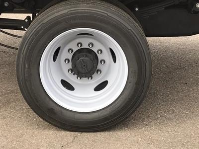 2019 Ford F-550 Super Cab DRW 4x2, Scelzi Platform Body #KEF30028 - photo 6