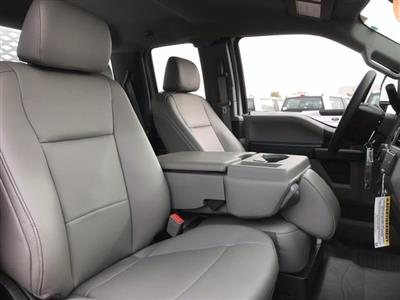 2019 Ford F-550 Super Cab DRW 4x2, Scelzi Platform Body #KEF30028 - photo 9
