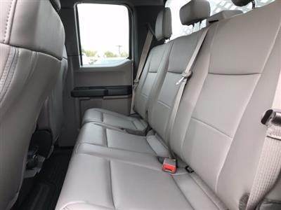 2019 Ford F-550 Super Cab DRW 4x2, Scelzi Platform Body #KEF30028 - photo 13