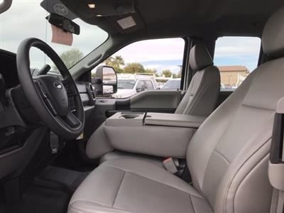 2019 Ford F-550 Super Cab DRW 4x2, Scelzi Platform Body #KEF30028 - photo 16